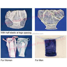Beauty industry, Disposable Non woven g-string