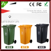 240 Liter Waste Bin With Wheels Container Price