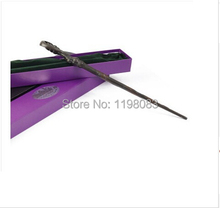 Free Shipping Harry Potter Magic Wand Delacour Cosplay Magical Wand New in Box High Quality Christmas Gifts