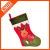 Wholesale personized embroidery christmas decorative socks