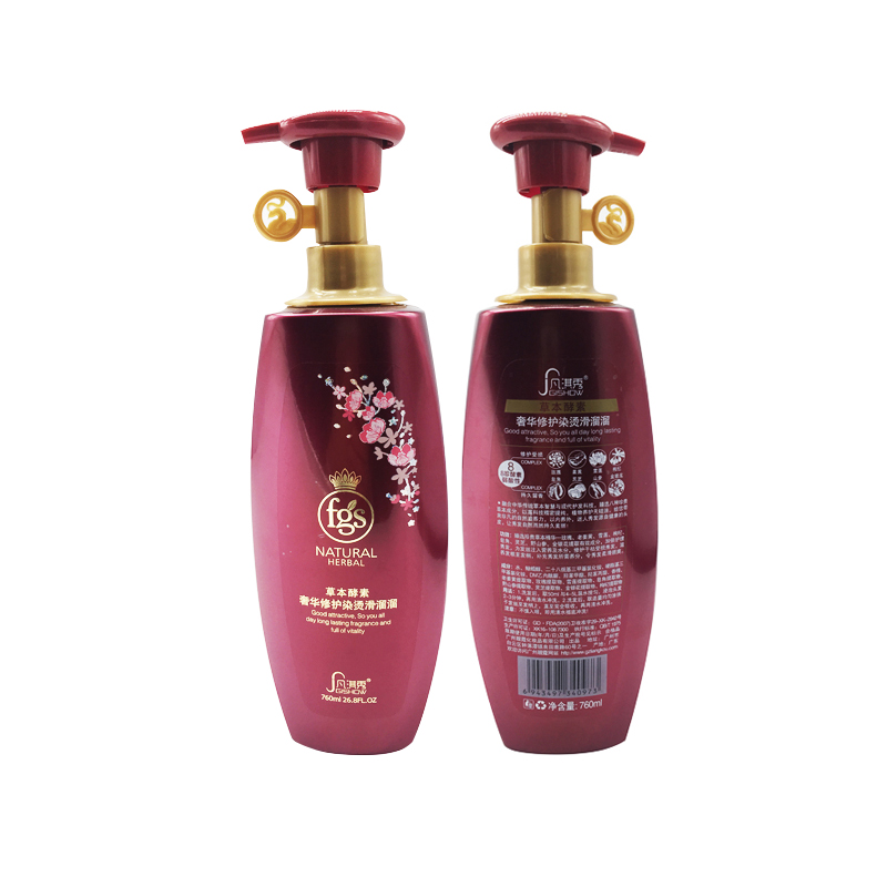 2-In-1 Formula And Cream Form Beauty Salon Anti-Dandruff Indian Hair Care Shampoo