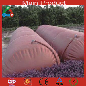 Biogas Generating Waste Water Treatment Chemicals for Farm Use