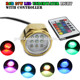 9X3W 27W Underwater Lights LED Marine Light Underwater Boat Light RGB color
