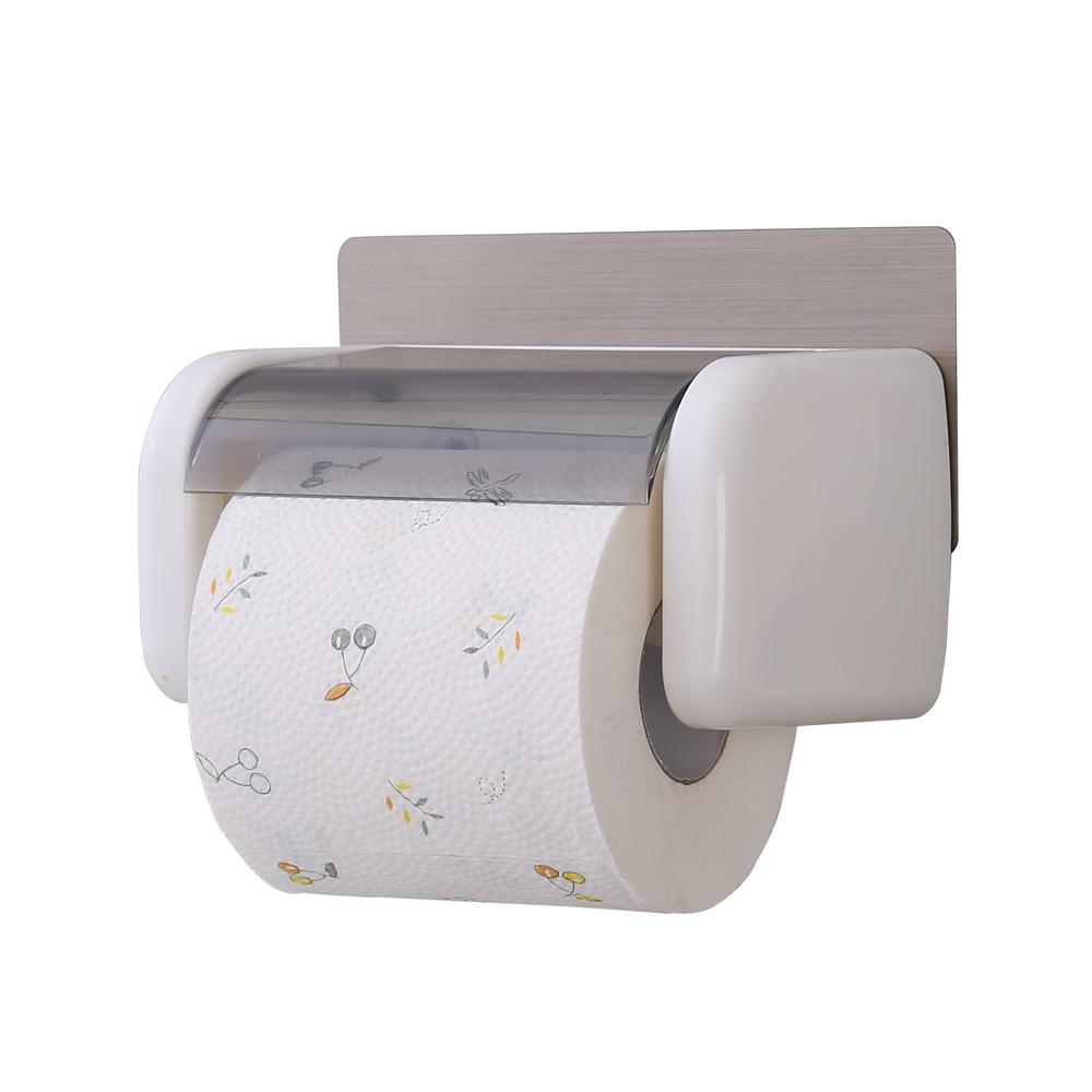 online store product cellphone steel roll wall mount organizer tissue holder paper stainless towel bathroom shelf