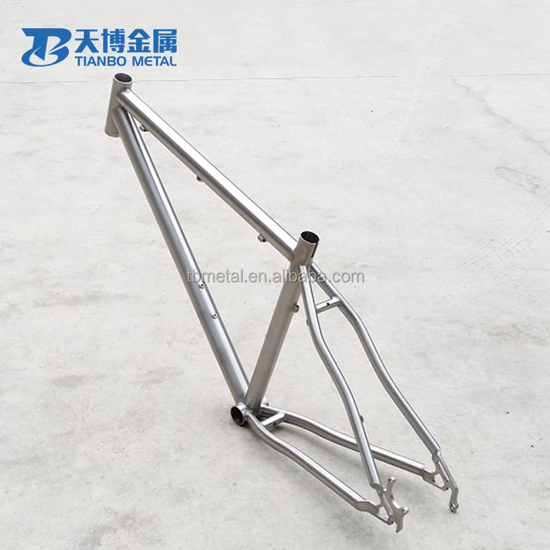 Venta al por mayor bicicletas de titanio precio-Compre online los ...