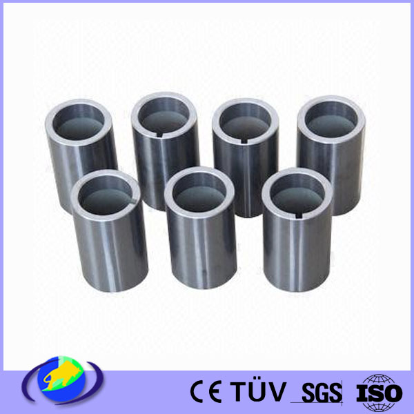 CNC machining centrifugal pump shaft sleeve used for industrial equipment