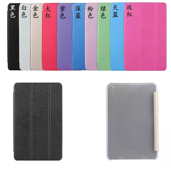 Flip PU leather Tablet Case for xiaomi mipad 2