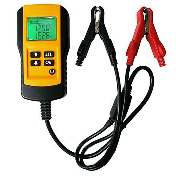 Battery Discharge Tester Battery Detector Battery Analyzer