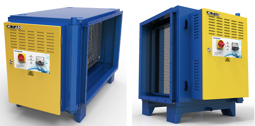 Economical Air ionizer for Air Filtration System