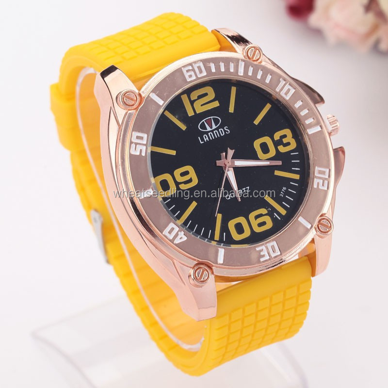 Fast <strong>delivery</strong> wholesale watches usa customize watch 26mm silicone watch