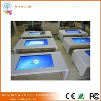 Touchscreen Touch Table Kiosk for Bank/Tourist Attractions/School