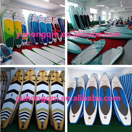 China high quality inflables SUP standup paddle boards