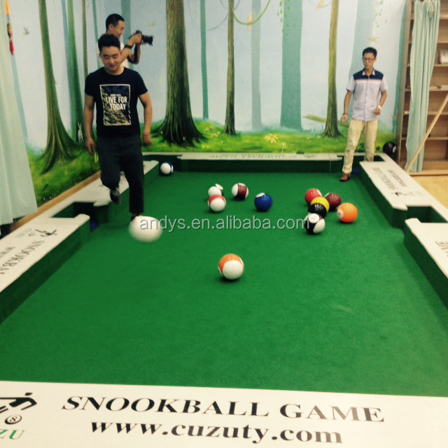pool balll free table item billiards field door snooker air to ball snook inflatable shipping soccer