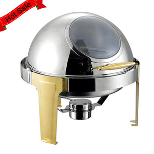 Hot sale promotional stainless steel luxury chafing dish for catering