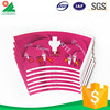 Top Quality Mini Dessert Disposable paper cup fan