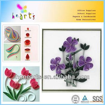 91 Gambar Quilling Bunga Terlihat Keren
