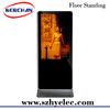 New ideas 46 inch sd card vertical floor standing monitor 4k ad display player