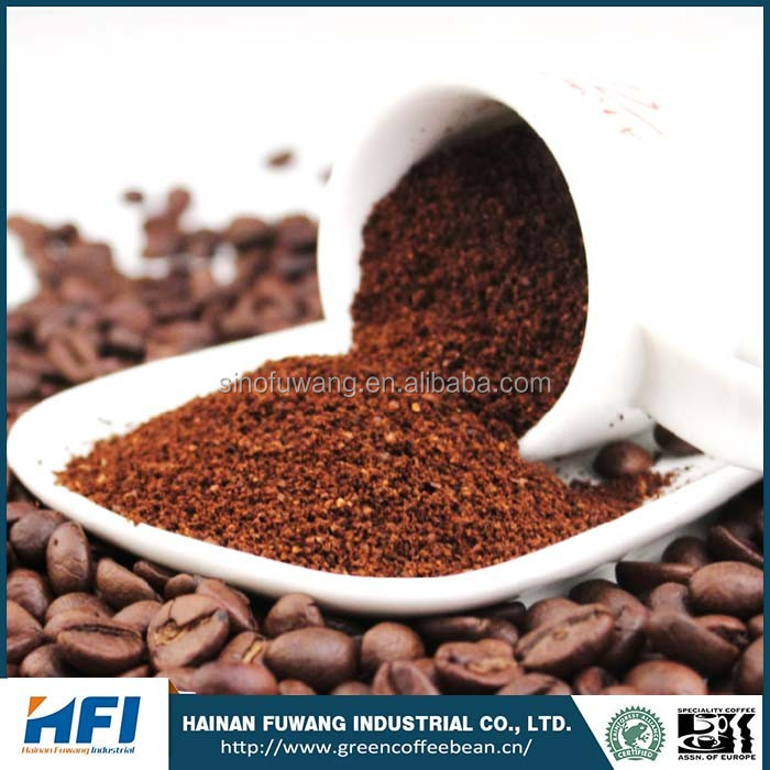 Instant Low Sugar Instant Arabica Coffee Powder