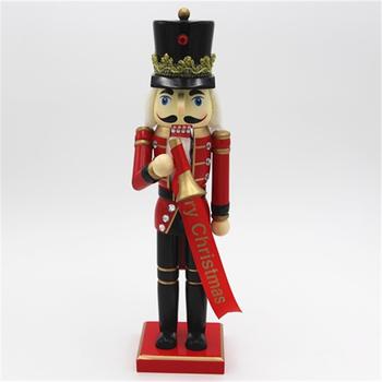 indoor wooden soldier nutcrackerchristmas soldier nutcracker