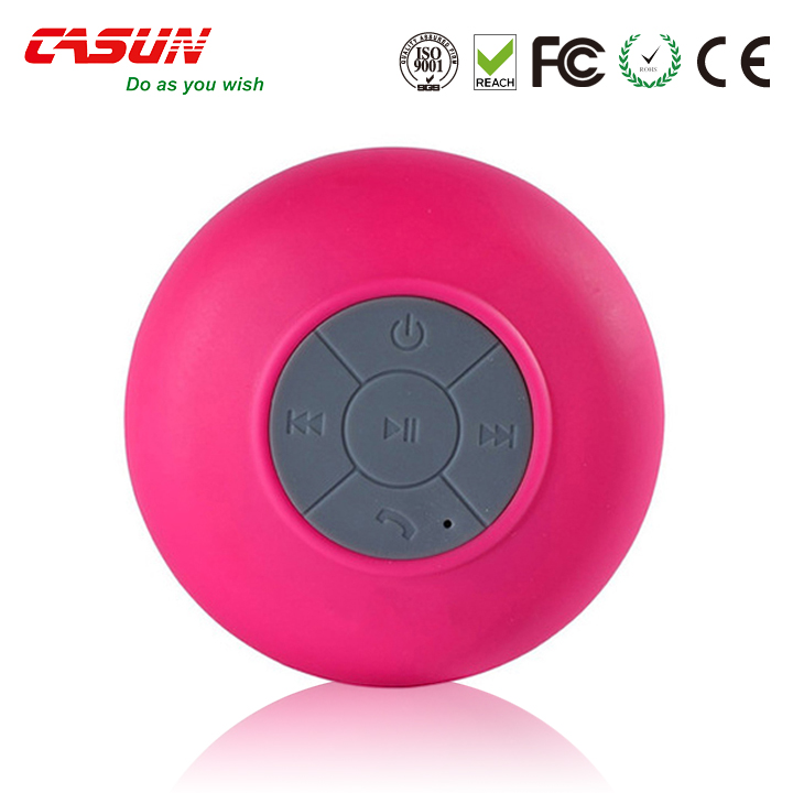 High Quality Sound Mini Round Speaker <strong>Bluetooth</strong> with Waterproof function