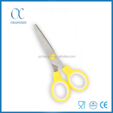 High Quality Stainless Steel Office Cutting Paper Scissors with Plastic Handle