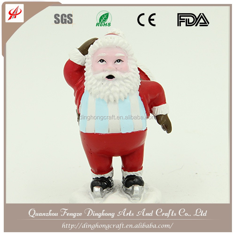 Best Selling Christmas Decorations Life Size Santa Claus
