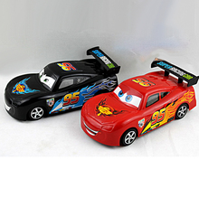 Cheap Toys Red Pixar Cars Plastic  Model Car and Pull Back Car Toys Children Kids Gift
