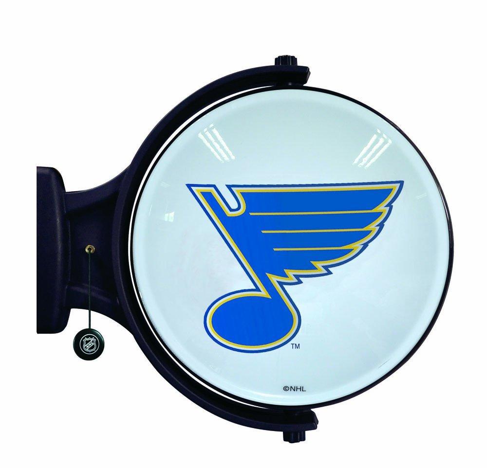 NHL St. Louis Blues Revolving Wall Light