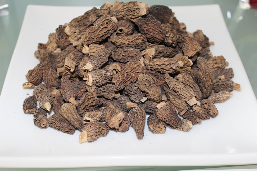 Wild Dried Morchella, Dried Morel Mushrooms For Sale