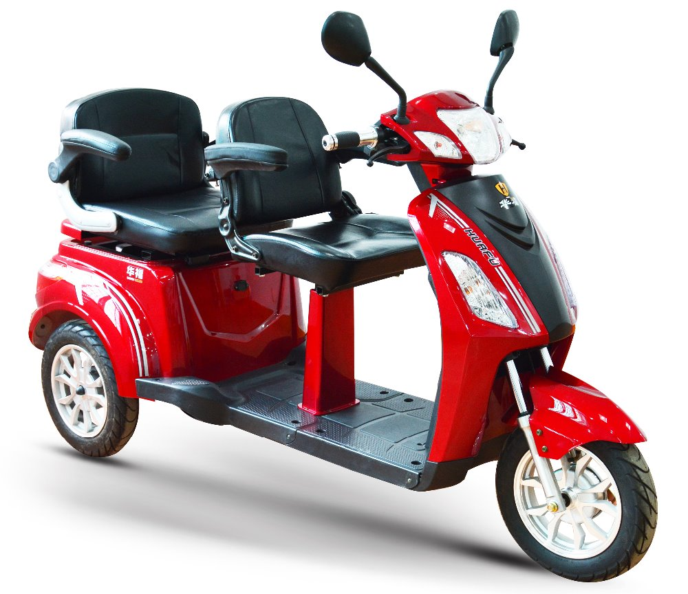 Adult tricycle seats