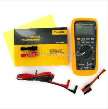 Electric Tools Kit Brands Digital Fluke 28 Ii Multimeter - Buy Digital  Fluke Multimeter,Digital Fluke 28 Ii Multimeter,Electric Tools Kit Product  on