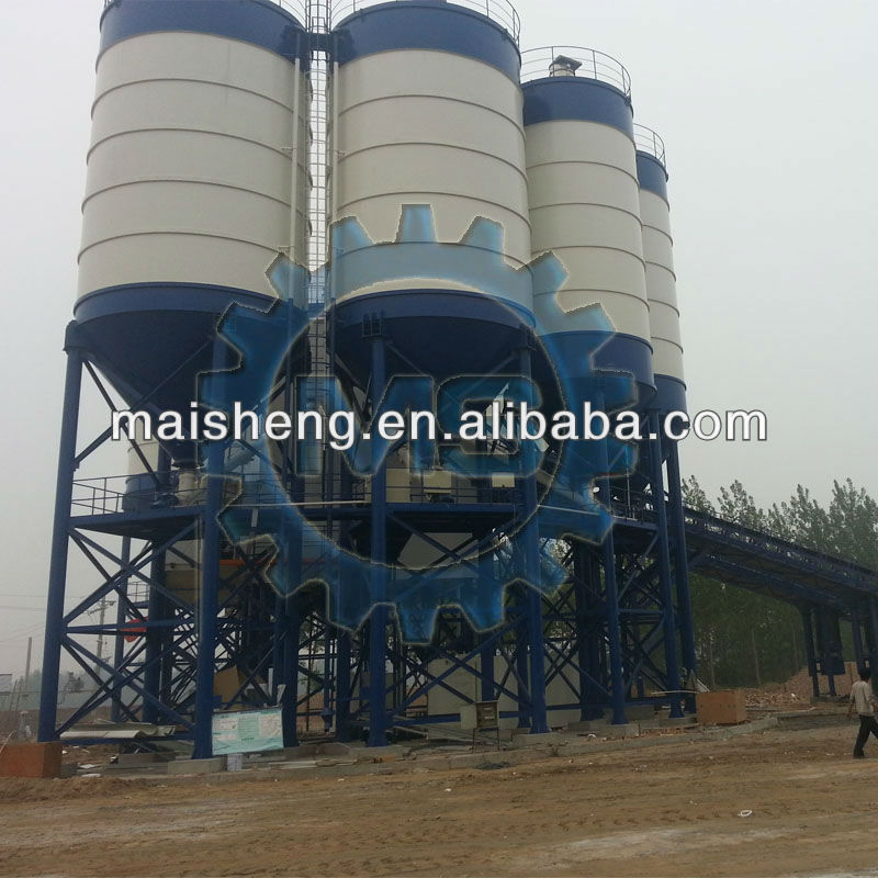 High Yield of Concrete Batching Plant in Hot Selling!!!
