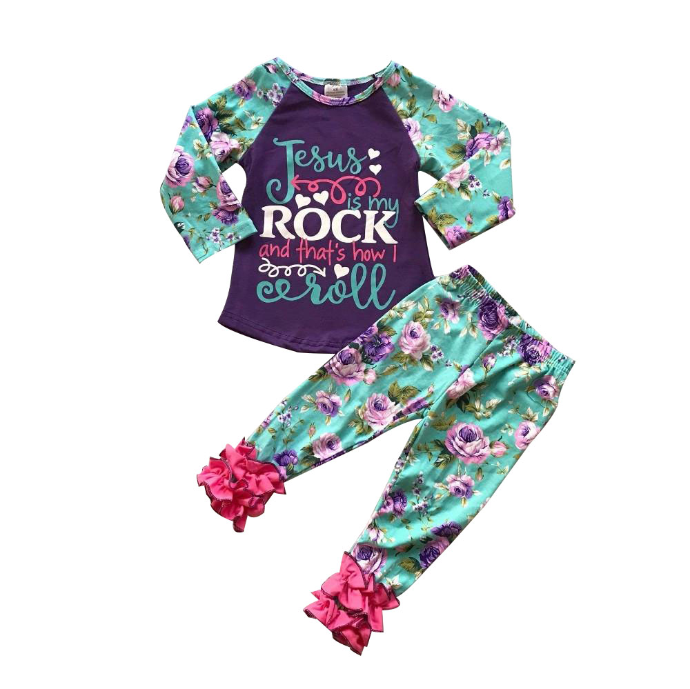 63aa52ecc6c81 2018 high quality kids clothing children Summer wholesale girls baby  boutique outfits