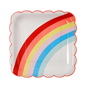 Disposable Cute Cartoon Design Patter Paper Plate and Cup