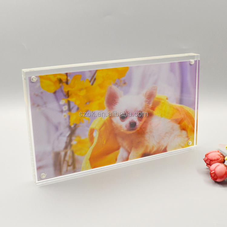 5x7 Acrylic Block Frame Wholesale, Block Frame Suppliers - Alibaba