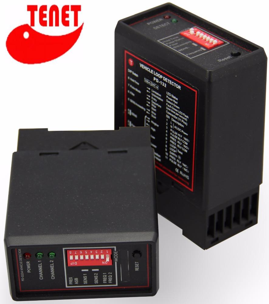 Remote Control Gate Barrier Vehicle Loop Detector For Access Relay Buy Detectorloop Detectorinductive Product On