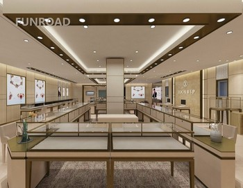 Creative Interior Design Ideas For Jewellery Shops - Buy China Supplier  Jewelry Shop Decoration Jewelry Kiosk Display Showcase,Commercial Furniture  ...