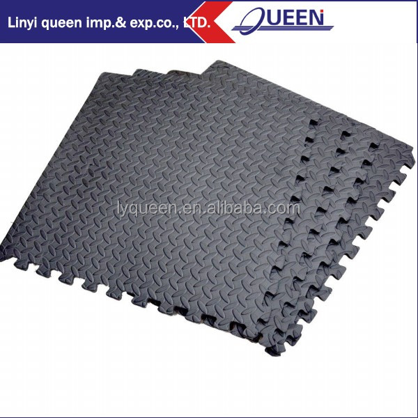 Polychrome EVA foam for children soft mat