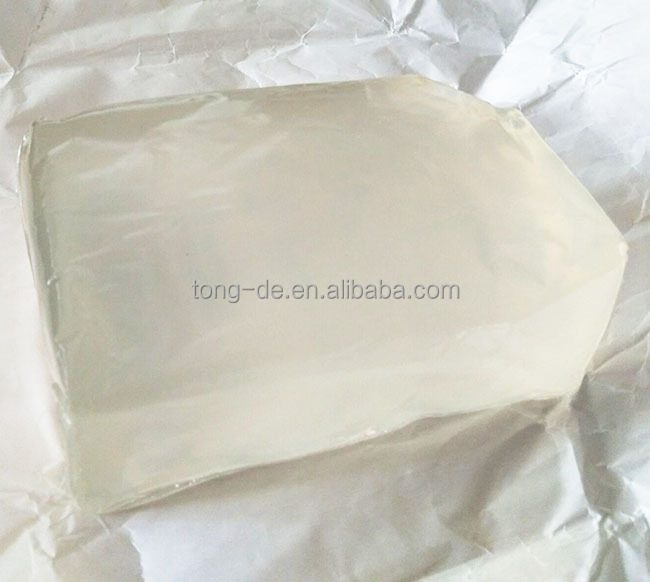 High Sticky SBS Pressure Sensitive <strong>Adhesive</strong> Yellow block hot melt <strong>adhesive</strong> for Sponge Fabric materials