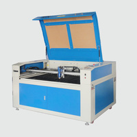 High speed laser Engraving and cutting machine with two double laser heads 180W/200W