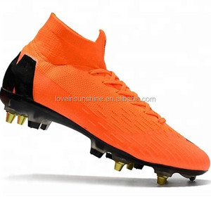 Wholesale Price soccer shoes vietnam, hot Selling steel Spike soccer shoes Football Boots shoes men