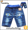 wholesale robin jeans for kids boys robot denim short pants