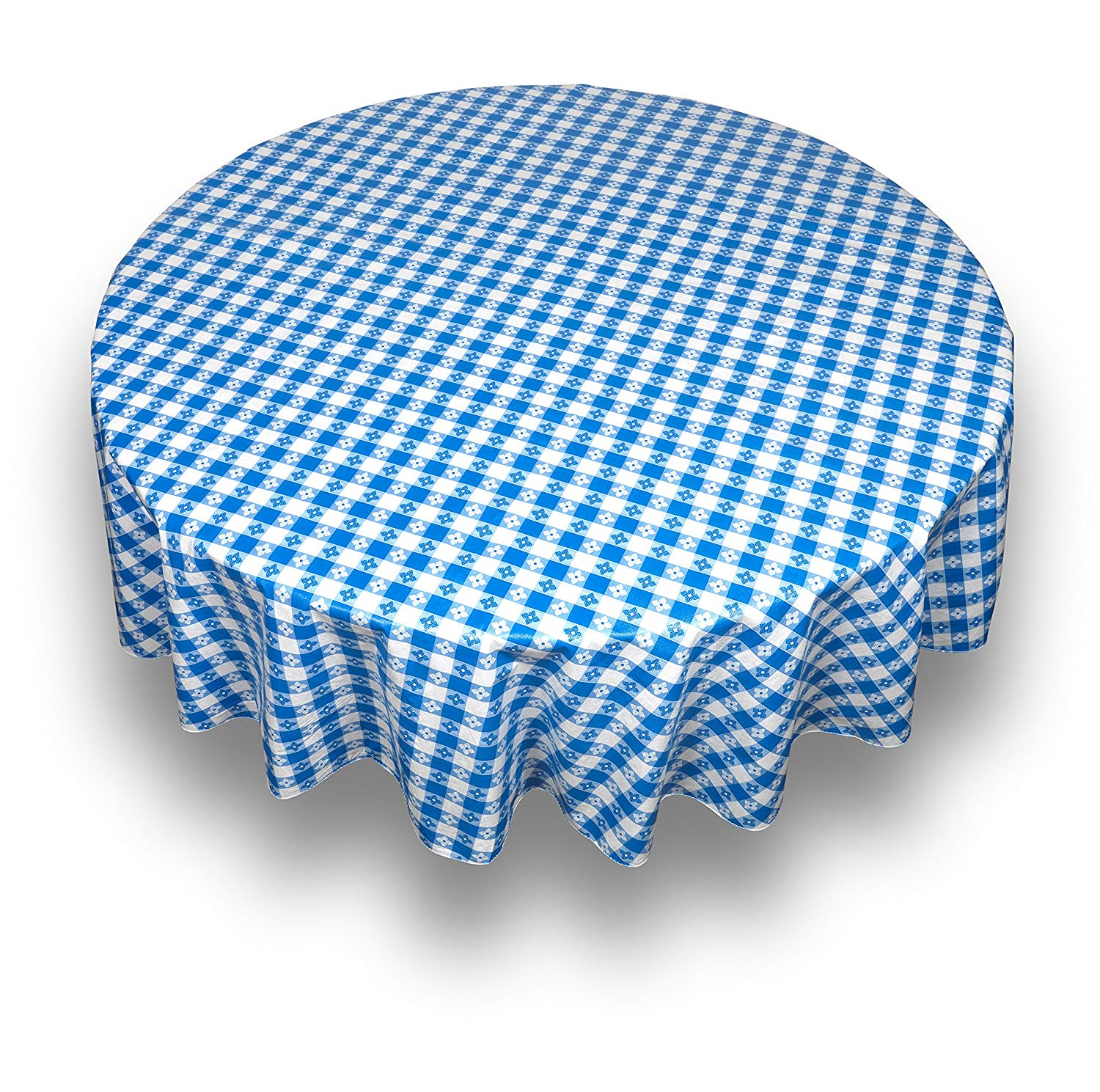 Gatherings BBQ s 108 x 54 inches Vinyl Tablecloth Toy Cubby Birthdays Holidays Red and White Checked Picnic Camping Party Supply Table Cover 12 Christmas Party Vinyl Tablecloths