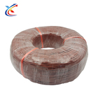 High standard in quality silicone insulated cable test lead cable 28awg 4mm2 silicone rubber wire cable electrical insulator