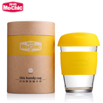 Mochic Hot Hand Made High Borosilicate Gl Coffee Mugs Australia Tumblers 12oz Drinking
