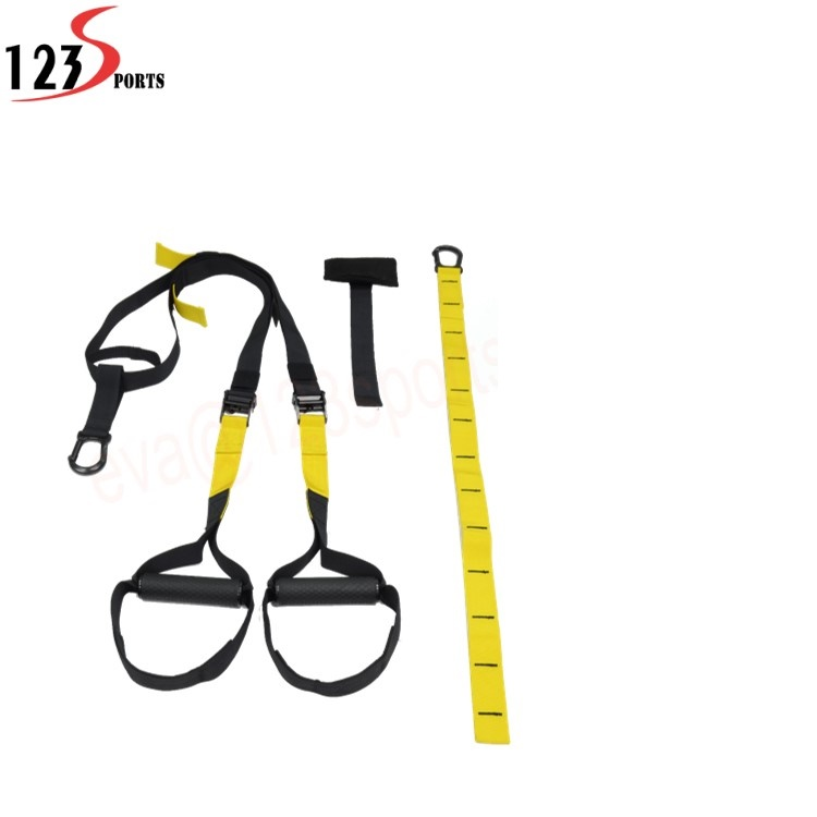 Suspension Trainer Fitness workout sling trainer