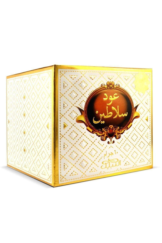 Oudh Salateen by Nabeel Burning Bakhoor/Home Fragrance/Incense 60g ;FW892HJT23T44049