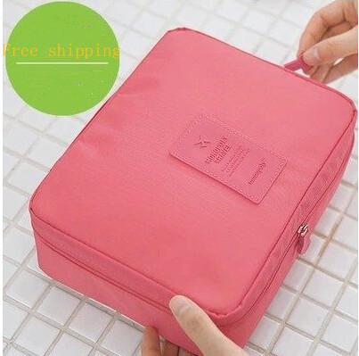 Make up organizer bag Women Men Casual travel multi functional Cosmetic Bag storage waterproof bag