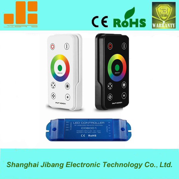 3 years warranty rgb automatic light dimmer for flashing rgb led