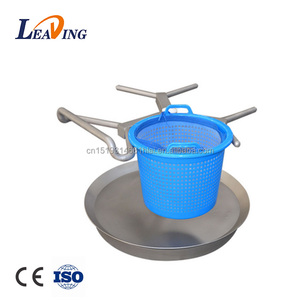 Machine manufacturers multi-functional Stainless Steel Trolley Basket Carousel